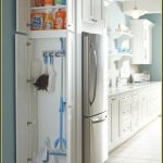 a home cleaner organizer plus home cleaning supplies storage