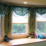 adorable-cool-transparent-nice-natural-pictures-of-bay-window-treatments-with-green-soft-cloth-material-concept-for-small-bay-window