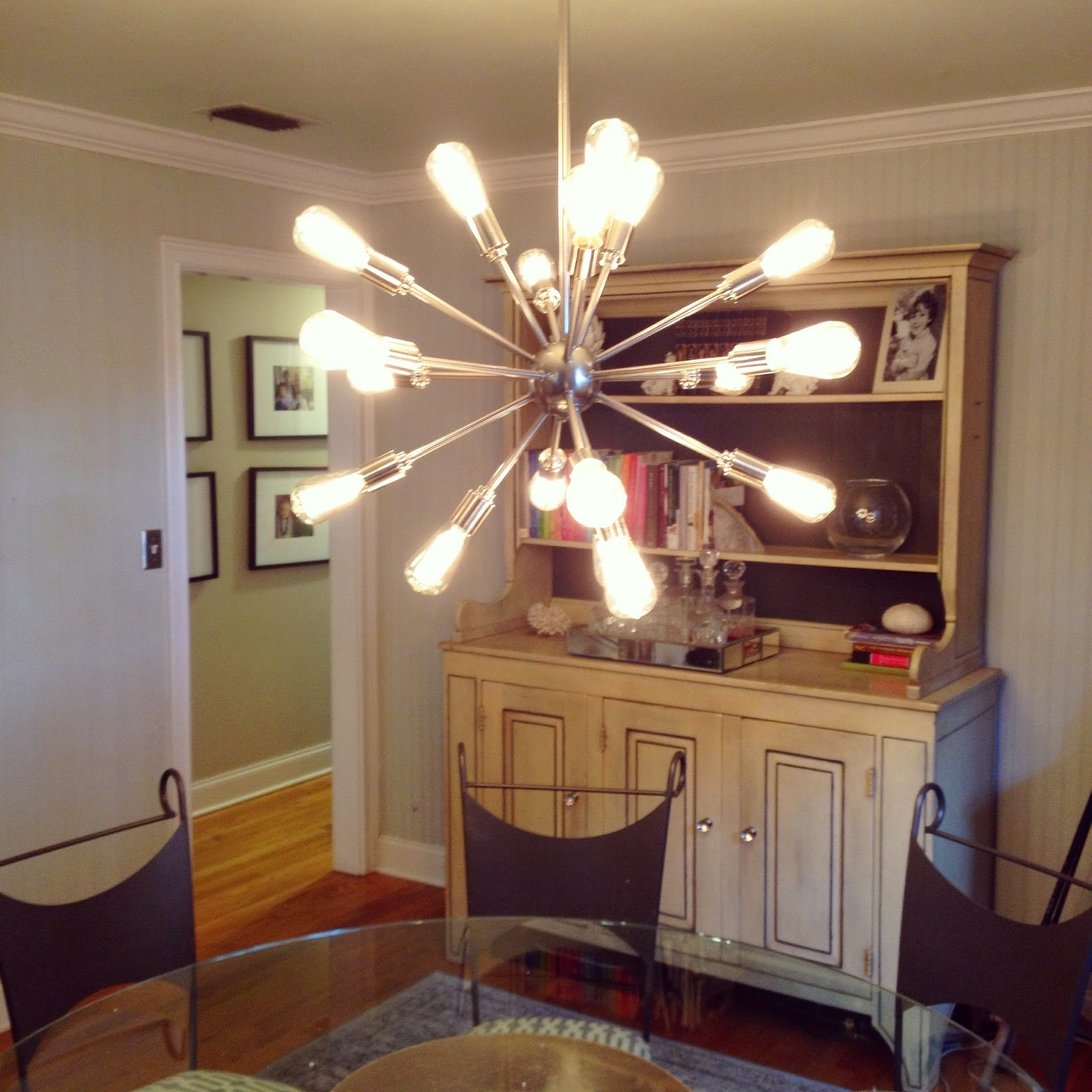 Allen And Roth Lighting Modern Lamp To Shine Vintage Eal