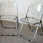 awesome-cool-nice-simple-lucite-folding-chair-with-clear-colorless-glassy-concept-with-tough-steel-design-frame
