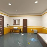 basement flooding solutions in bathroom