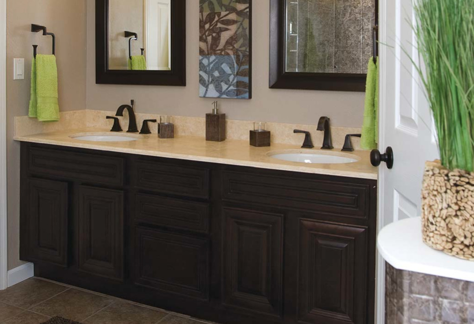 Affordable vs costly bathroom remodeling which one you for Bathroom cabinet renovation ideas
