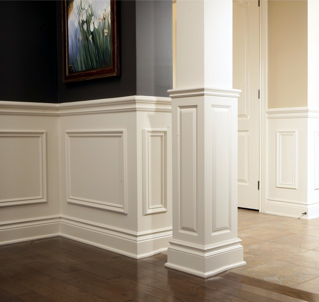Chair Rail Molding Ideas: Simple Sophistication To Add