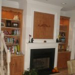 classic-nice-traditional-amazing-built-in-cabinet-around-fireplace-with-wooden-brown-original-material-concept-with-small-white-wall-design