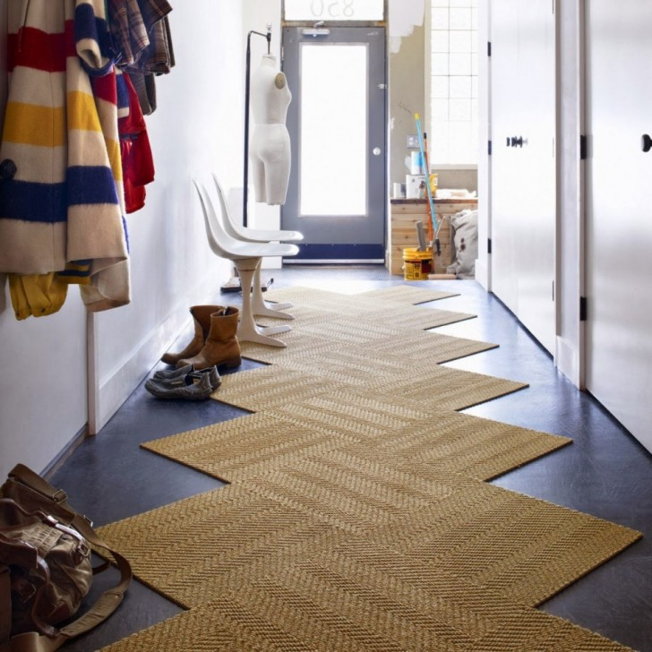 Elegant Entryway Rugs Design For Your Home Decoration