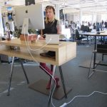 classic-simple-hardwood-nice-amazing-standing-desk-with-at-work-standing-desk-concept-in-the-office-with-iron-legs-design