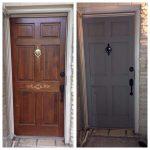 hooked front door
