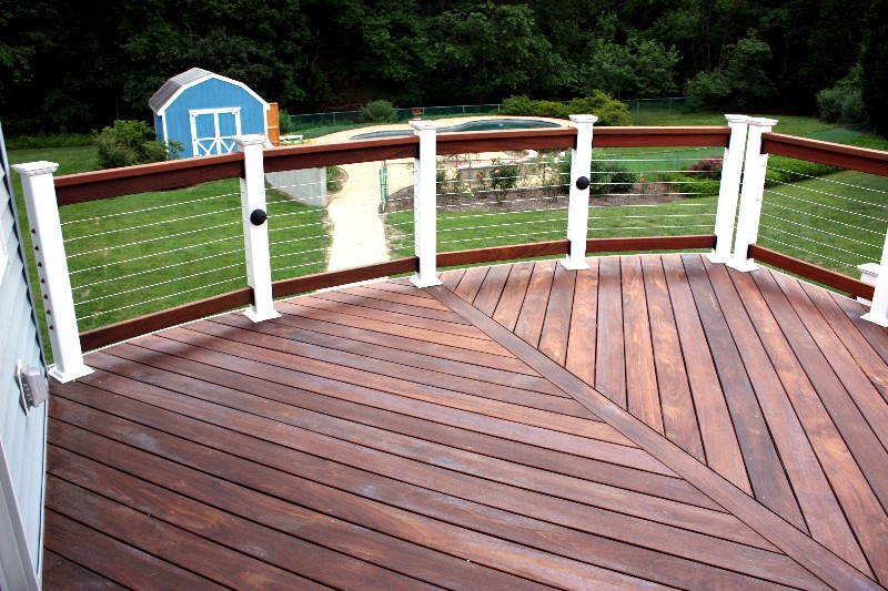 Cost To Install A Wood Deck