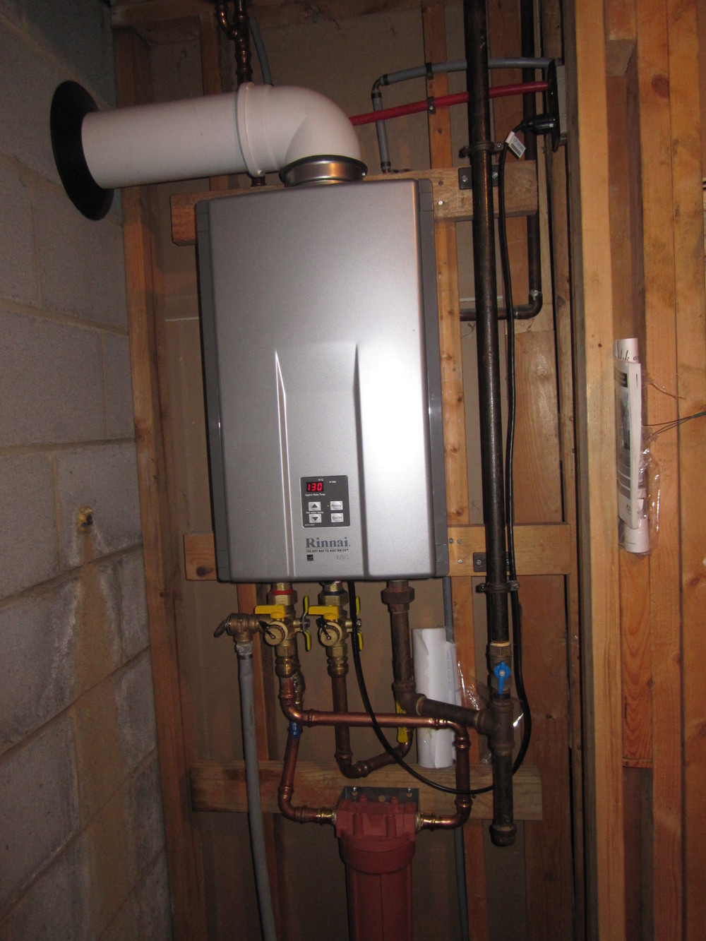 Beneficial Tankless Water Heater Installation That Save