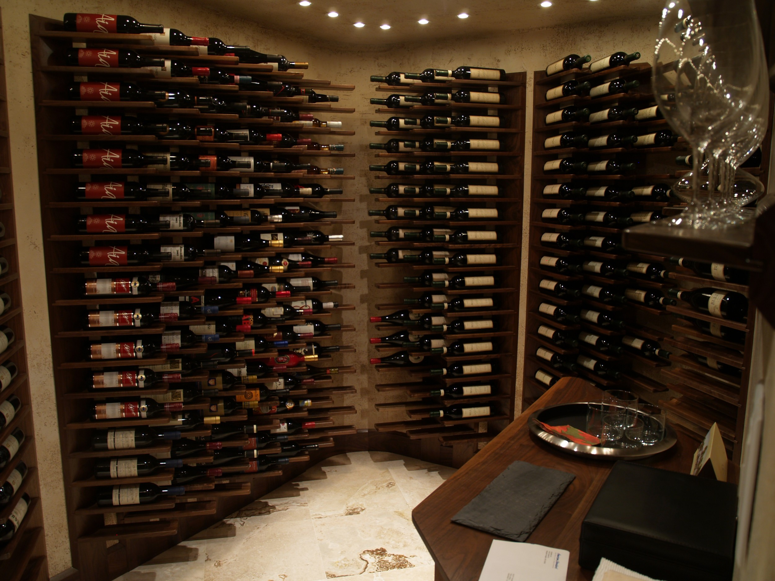 Lift Your Passion Exclusive Wine Cellar Design For Classy Daily Life Homesfeed