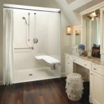 modern-coolest-nice-Showers-Without-Doors-bathroom-showers-without-doors-hd-showers-without-doors-with-hardwood-floors-quakerrose-picture-with-white-wall-design-and-curtain