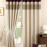 modern window treatments houston carlton with white red curtain plus sideboard and beautiful flower vase and wood floor