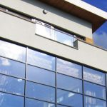 most energy efficient windows with glass panel and aluminum frame fixed picture windows