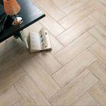porcelain tiling for basement that looks like wood floors