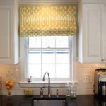 pull down window curtain in yellow for window kitchen deep sink and faucet kitchen cabinets electric port