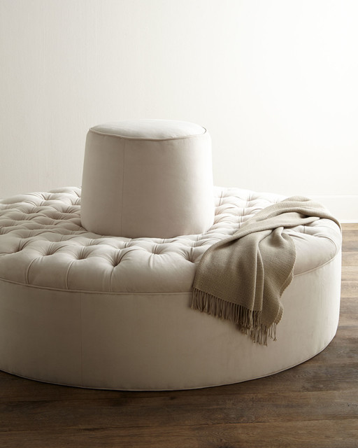 Round Settee For Entryway Homesfeed