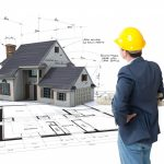 remodel contractor illustration for architectural home designs