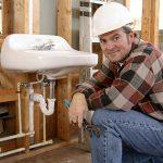 remodel contractor plumber construction wash basin repairing