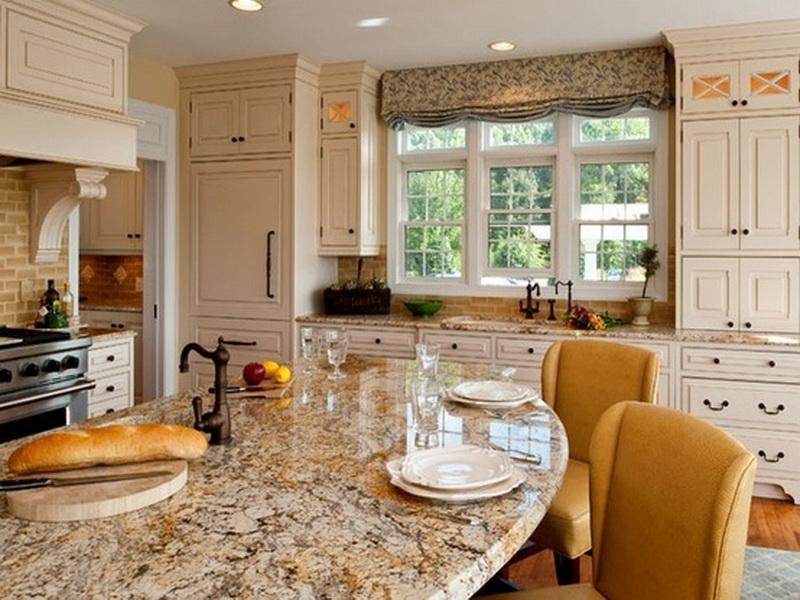 Window Treatments for Small Windows in Kitchen - HomesFeed
