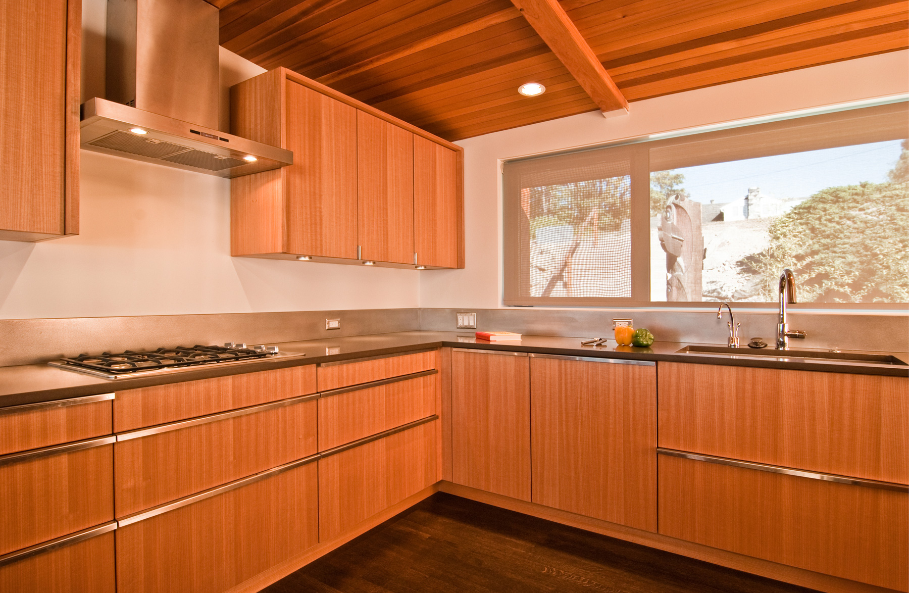 Mid Century Modern Kitchen Cabinets Recommendation - HomesFeed