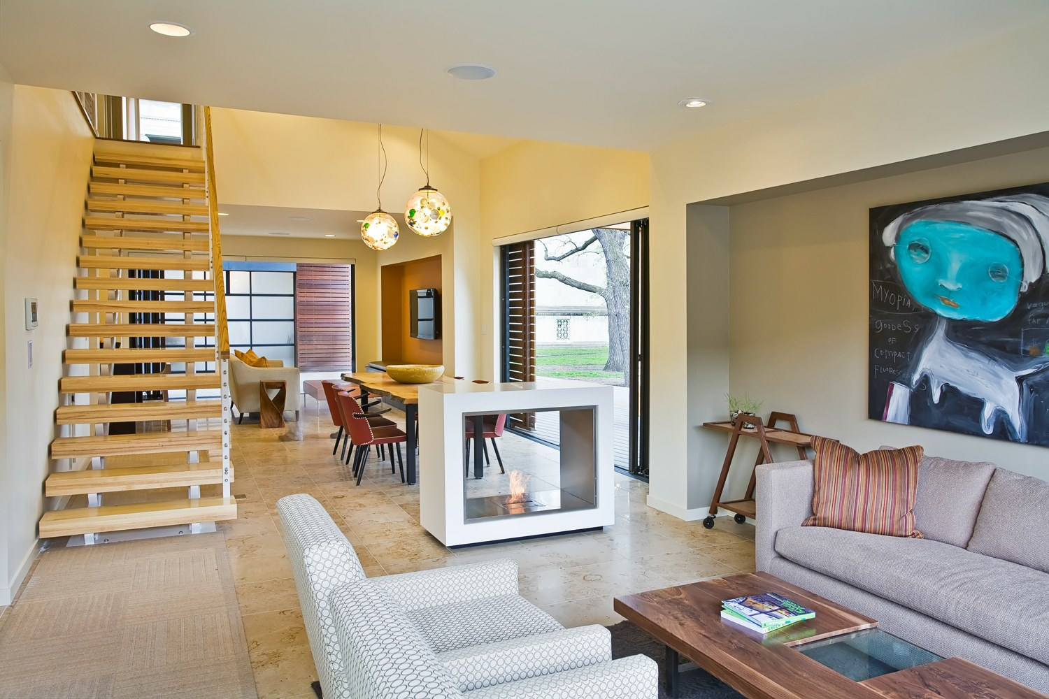Small Living Room Decoration 6 Smart Ideas To Make It: Smart Home Ideas: High Technology Controlling And