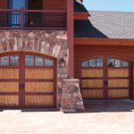 sophisticated garage door costco  with rich detail and door panel plus window on top