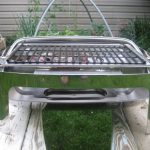 stainless steel Hibachi grill for outdoor