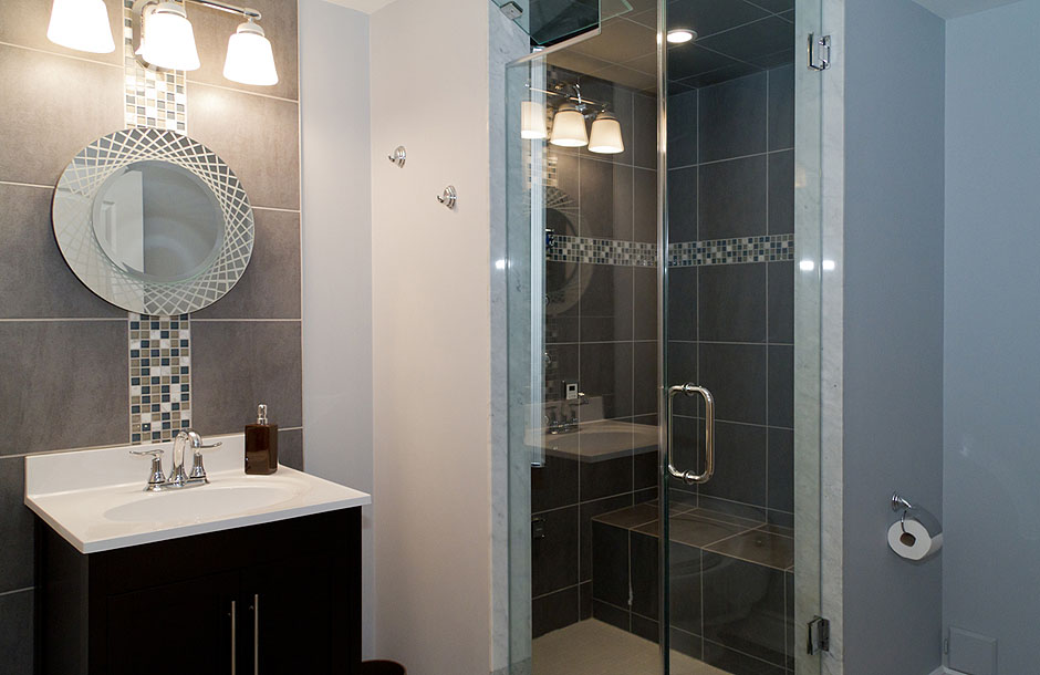 basement bathrooms ideas accessible basement bathroom ideas with tasteful and less effort designs homesfeed 8597