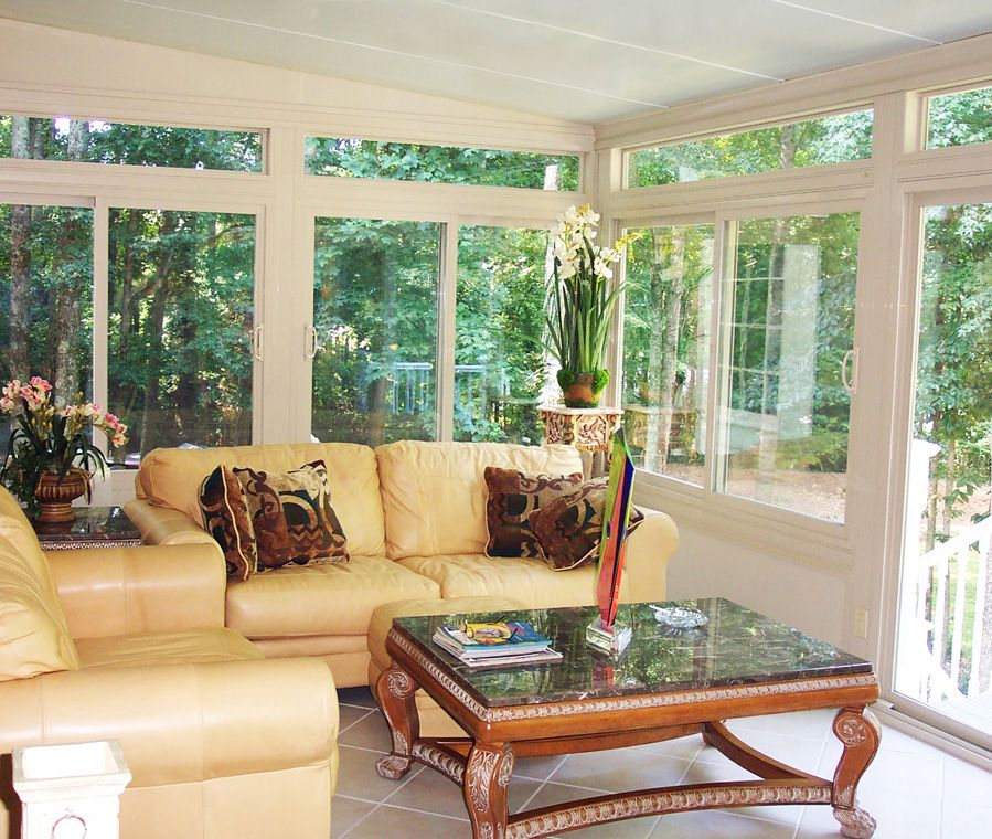Sun Room Storage Ideas: Sunroom Furniture Ideas