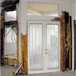 termites in furniture in home wooden wall