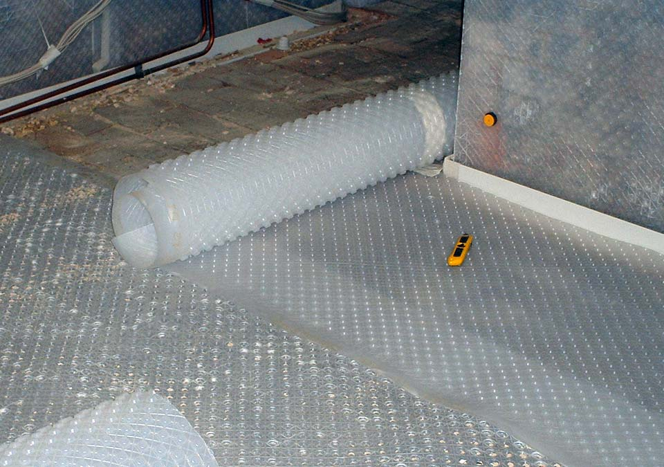 Waterproofing Bat With Clear For Wall And Floor Interior