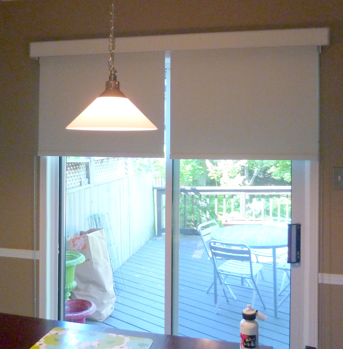 The Options Of Window Coverings For Sliding Gl Door Homesfeed