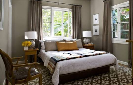 earth tone bedroom earth tone paint color applied on room concept homesfeed 11489