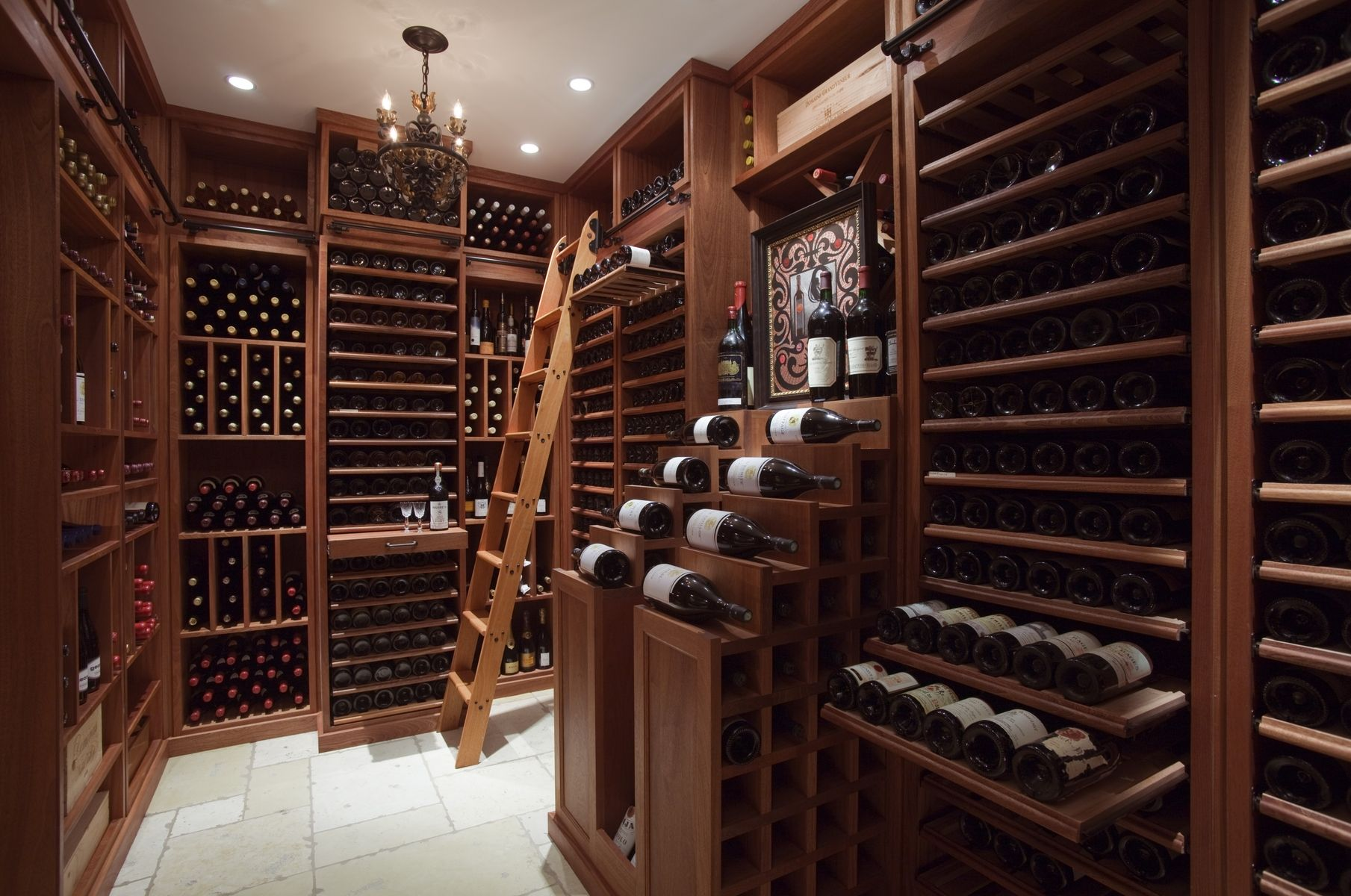 Lift Your Passion With Exclusive Wine Cellar Design For