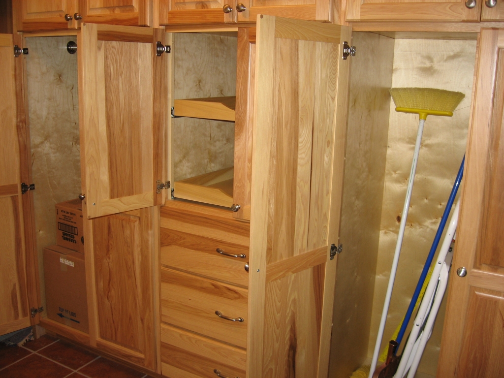 Broom Closets Tips To Keep Cleaners And Cleaning Supplies