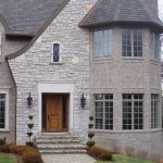 Fond du lac stones as exterior wall system