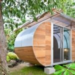 House Arc off grid home