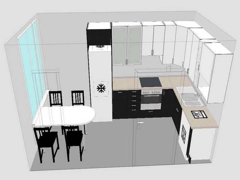 Fresh Design My Own Kitchen Layout With Regard To Ki #4676