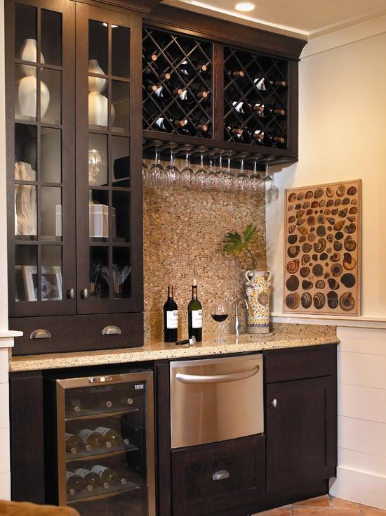 Wine Bar Design For Home Homesfeed
