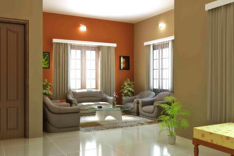 Natural Brown Tone Color For Wall Orange Light Grey Sofas Round Gl