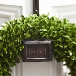 adjustable pottery barn wreaths with hanger for outdoor and home decoration