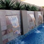 amazing-cool-modern-nice-fresh-water-feature-for-home-construct-novus-large-with-big-water-fountain-with-blue-water-pool-for-modern-home