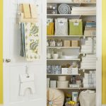 awesome-cool-nice-great-linen-closet-organizer-with-yellow-wall-design-with-some-nice-small-stuffs-with-storage