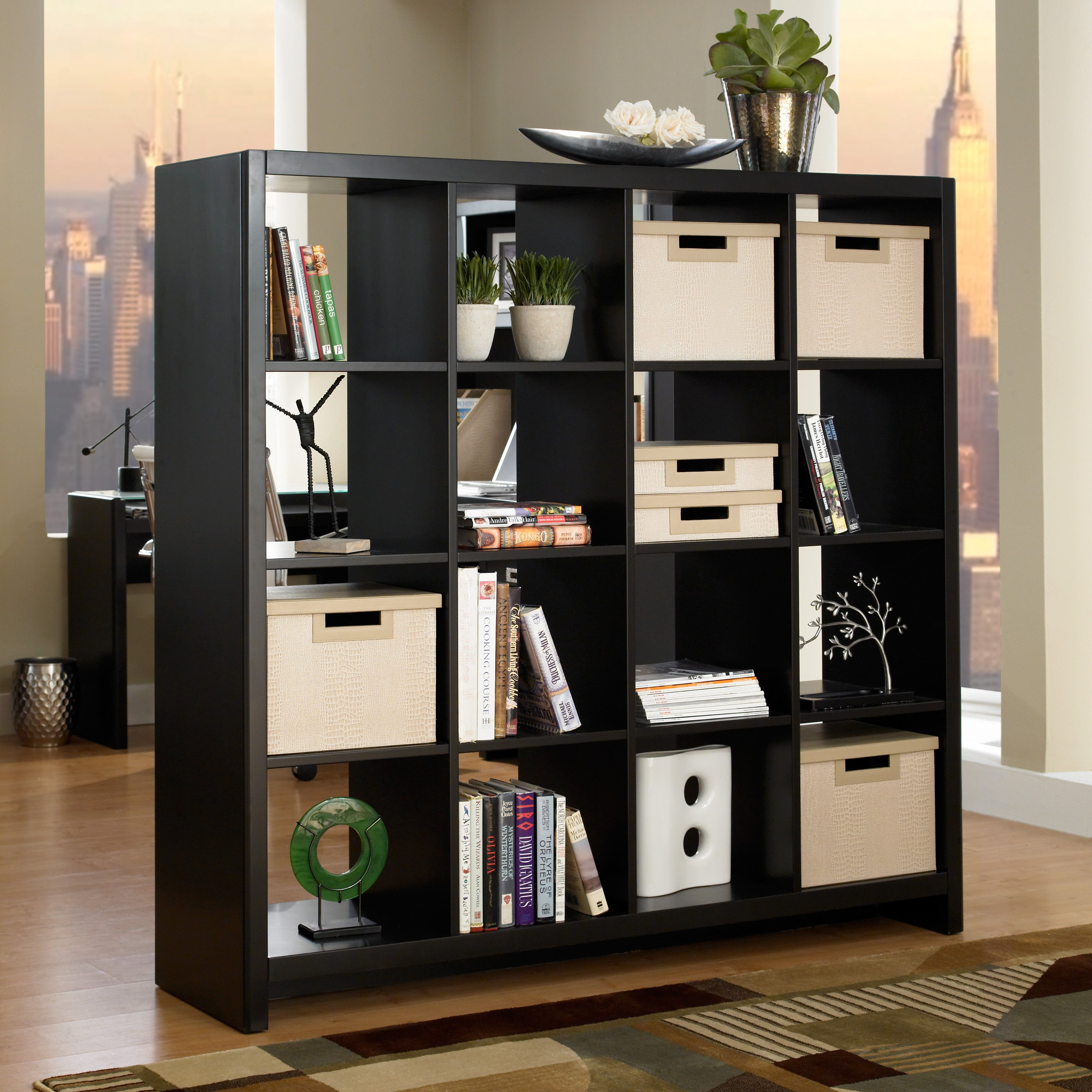 Unique Bookshelves For Small Rooms