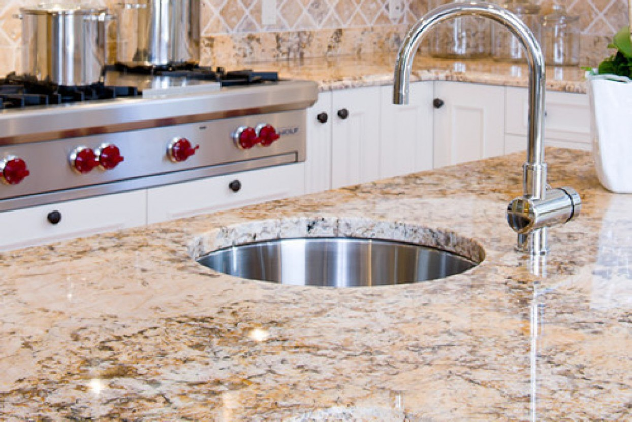 The best kitchen sink material for your preference in for Types of kitchen sink materials