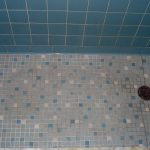 best tile for shower floor and blue wall tile for fresh bathroom ideas