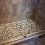 best tile for shower floor with ceramic tiles for wall suitsble for bathroom with shower ideas
