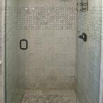 best tile for shower floor with posh corner tile also for bathroom wall ideas