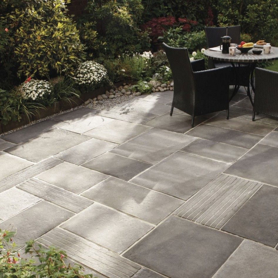 Several Outdoor Flooring Over Concrete Styles to Gain not ... on Concrete Yard Ideas id=73026