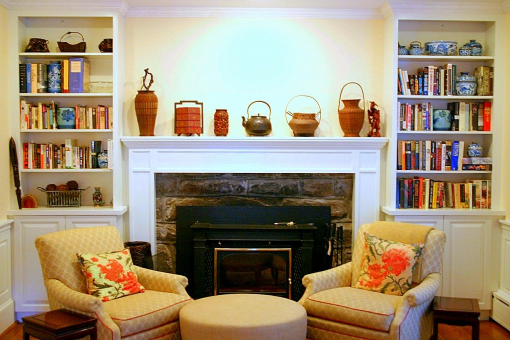 Fill Up Your Interior with Not Only Fireplace but ...